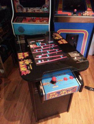 Arcade machines for sale!